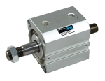 Air Cylinder-Compact Air Cylinder-Adjustable Stroke Flat Cylinder X☐A2 Series