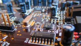 صناعة المكونات الالكترونية