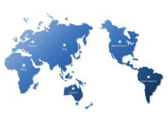 عمل تجاري العالمية